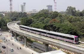 Mumbai Metro Work Status as on 26.10.2017.