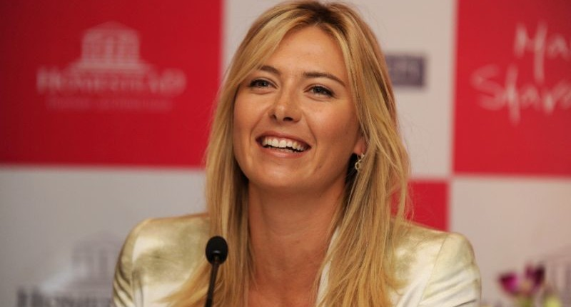 Sharapova named in India luxury housing fraud probe