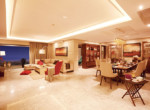 Kalpataru-Solitaireimported-marble-flooring-in-dining-area
