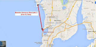 Rs 7,500 crore Bandra-Versova Sea Link plan cleared