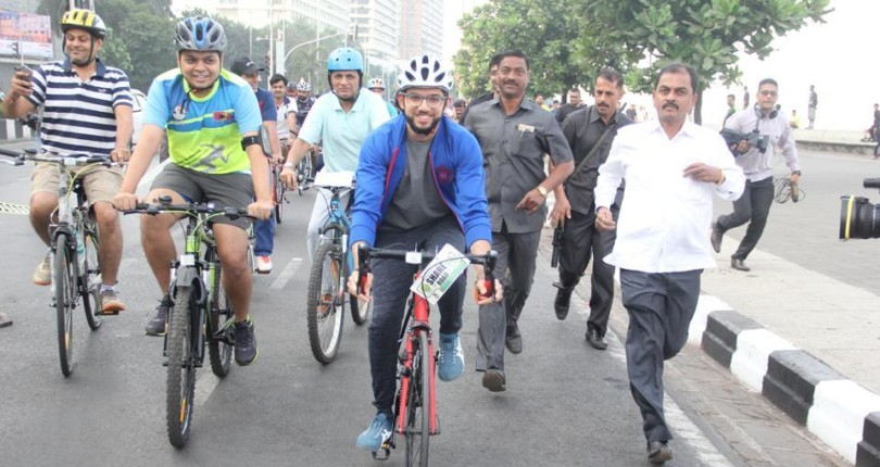 NCPA-Worli sea link cycling track ready, you can take a ride every Sunday